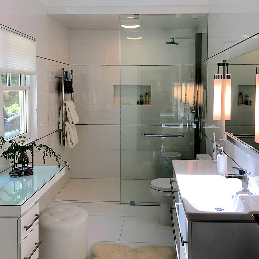 Bathroom and shower design