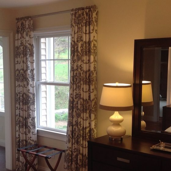 Window treatment and lighting